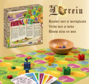 een productfoto van Lorrein