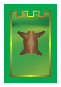De productkaart Leer in het spel Lorrein