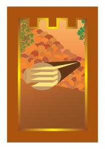 De Productkaart Plank in het spel Lorrein