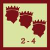 Voor 2 tot 4 spelers, uit te breiden naar 6 spelers