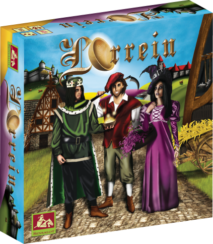 Super leuk bordspel Lorrein